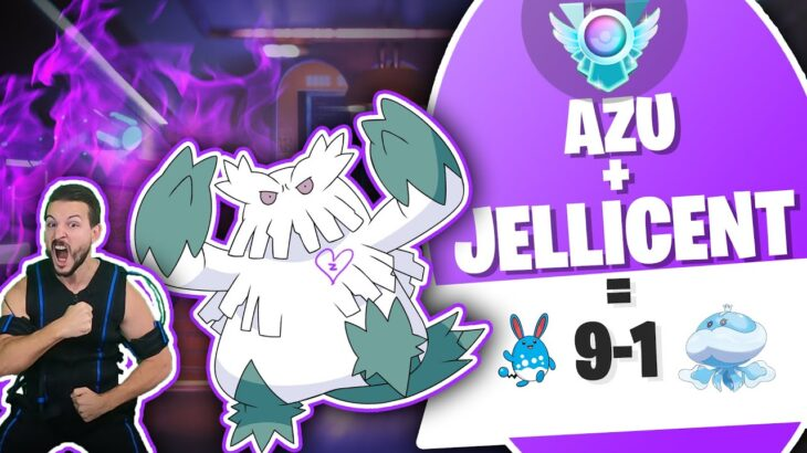Abomasnow with Double Water in the Back Destroys Pokemon Go Battle League