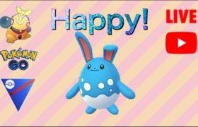 【生配信】Happy Birthday!誕生日の夜ももちろんGOバトルリーグ配信! Live #145 【GOバトルリーグ】【ポケモンGO】