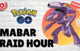 Main Bareng Raid Hour Genesect Burn Drive   Pokemon Go Indonesia