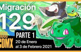 Migración nidos Pokemon Go en CDMX #128 | Parte 1 |  20 de Enero al 3 de Febrero del 2021