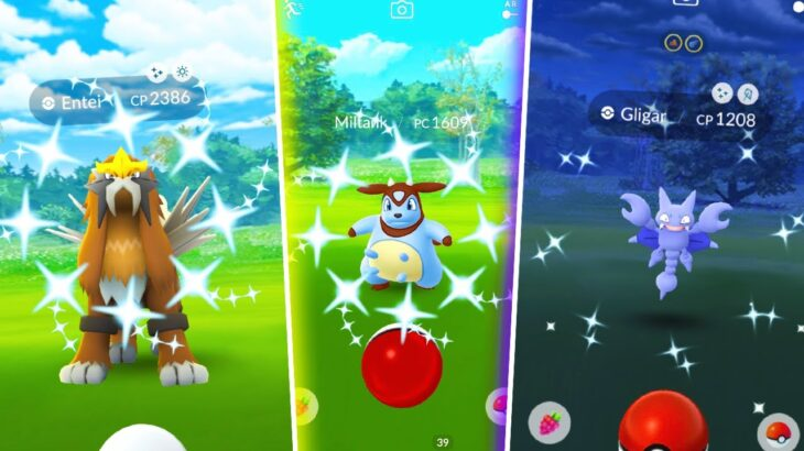 NEW JOHTO EVENT IN POKEMON GO! Shiny Miltank Release, Entei Raids & More!
