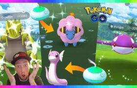 NEW MAREEP INCENSE DAY EVENT IN POKEMON GO! Boosted Shiny Electric & Dragon Type Spawns!