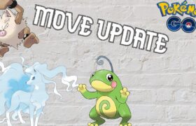 NEW MOVES ARE HERE! | Pokemon Go Battle League Great PvP