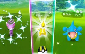 NEW SINNOH EVENT IN POKEMON GO! Shiny Buizel Spawns, Shiny Gible Raids & More