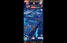 [Pokemon Go Live] Genesect Raid Invitation 6717 3840 0325 寳可夢Go ポケモンGo