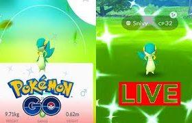 Pokemon Go Shiny Snivy Fake Community Day Till 2020 Ends