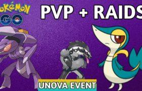 Pokemon go live | PVP and Raids of Genesect | Trade | invitation for raid | unova Event | shiny hunt