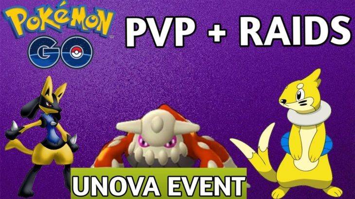 Pokemon go live | PVP and Raids of Heatren | Trade | invitation for raid | unova Event | shiny hunt