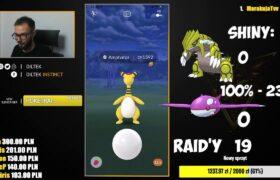 Raid'y na Shiny Groudon & Kyogre! Pokemon GO