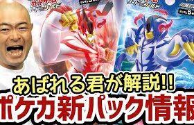 【初心者必見】ポケモンカードの新弾「一撃マスター」「連撃マスター」をあばれる君が解説!