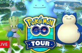 Kanto Event Live Last Call in Alaska Pokemon GO