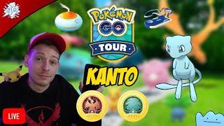 🔴 [LIVE] POKÉMON GO KANTO TOUR | AUSTRALIA