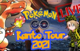 🔴 Live Kanto Tour Shiny Hunt & Random Raids – Pokemon Go Deutsch 2021