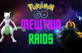 MEWTWO Pokemon Go Raids LIVE