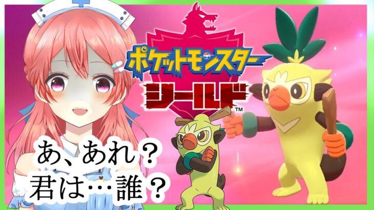 【ポケモンシールド】初心者が行くポケモンの旅!【Pokemon/ポケットモンスター剣盾/シールド】