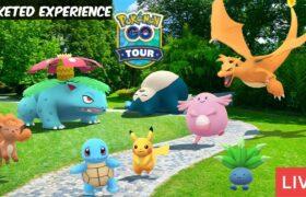 Pokemon Go Tour Kanto : Ticketed Experience in Pokemon Go (LIVE) Part 2