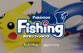 [今春発売!] ポケモンフィッシング(Pokémon Fishing)