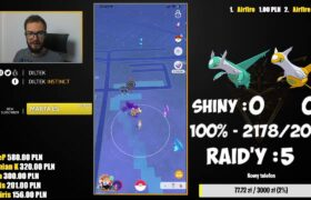 Shiny Latios & Latias hunt! Pvp z widzami! Pokemon GO