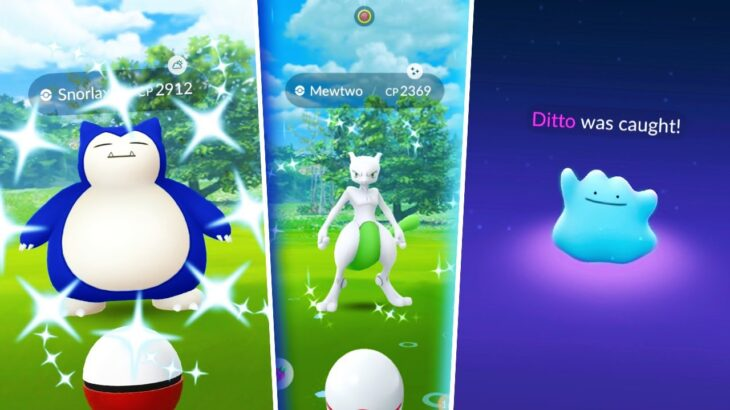 THE BIGGEST POKEMON GO EVENT OF THE YEAR! Shiny Mewtwo, Shiny Snorlax & More