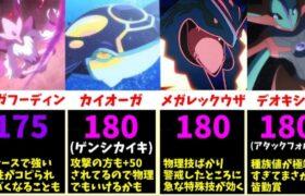 【触れずに瞬殺】超火力で蹂躙する、ポケモンの「特攻」TOP20まとめ【比較動画】【ポケモン剣盾】