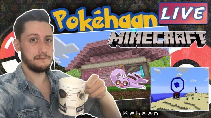 IT'S CHILLED POKEHAAN PIXELMON MINECRAFT MONDAYS! POKEMON GO MINECRAFT MODPACK with PoGoMiloUK LIVE!
