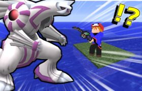 【マイクラ】伝説のポケモンが釣れる世界!?【ゆっくり実況】【ポケモンMOD】