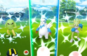 NEW RIVALS WEEK EVENT IN POKEMON GO! Looking For Shiny Zangoose & Hitmonlee