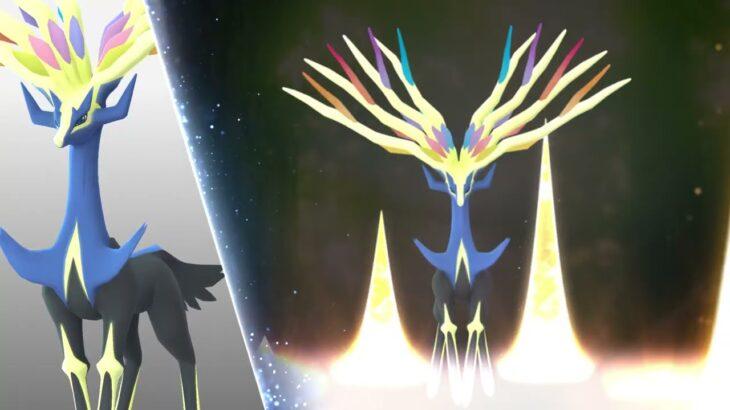 伝説のポケモン「ゼルネアス」と「イベルタル」がもうすぐ『Pokémon GO』に初登場!