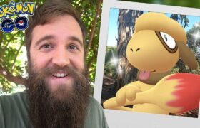 SHINY SMEARGLE IS HERE! + Pokemon Snap Timed Research (Pokemon Go Event)