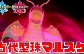 古い型が復権する「珠マルスケカイリュー」【ポケモン剣盾】