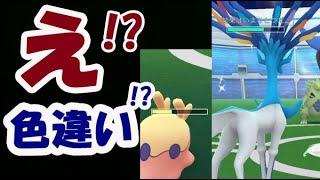 【ポケモンGO】色違いゼルネアスや色違いヌメラ!?その正体は…【今だけ最強バグ】
