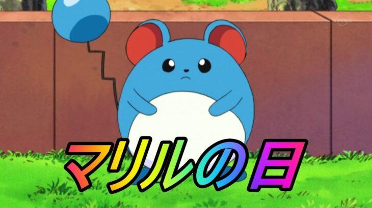 【ポケモンGO】ボックス整理とレイドと雑談しながらマリルの日を楽しむの巻