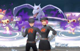 《Pokemon GO》淨化火箭隊暗影寶可夢!妖精傳說X!田野調查補捉妖精屬性寶可夢!