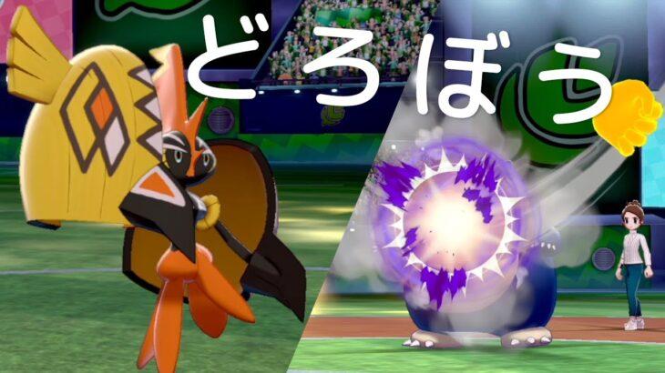 【ポケモン剣盾】どろぼう型カプ・コケコを使いたい!GWはアイテム盗んでたら終わった世界線