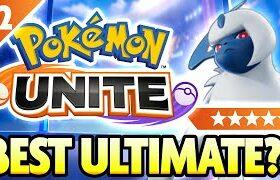 ABSOL is INSANELY POWERFUL! Pokemon Unite Beta Ep2 #PokemonUnite