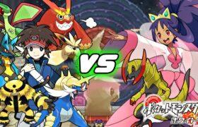 【ポケモンBW2】チャンピオン アイリス!あなたに 勝ちます!!【ポケモンリーグ編】