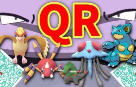 【ポケモンGO】強化ポケモンを使いこなす!QR対戦お願いします!