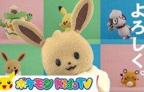 【ポケモン公式】もんぽけ「新シリーズと新しいなかま(予告編)」-ポケモン Kids TV【もんぽけ新シリーズ】