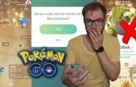 Płakali jak oglądali 😱 Spotlight Hour! Transfer ( shiny ) candy x 2! Pokemon GO