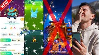 Pokémon GO is broken… BUT NEW COMMUNITY DAY SHINY + REGIONAL EVENT!