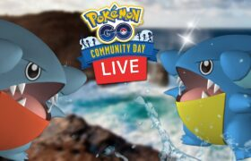 Shiny Gible Community Day Live In Oz – Pokemon Go