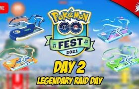 [AUS] Pokemon GO Fest 2021 Live – Day 2