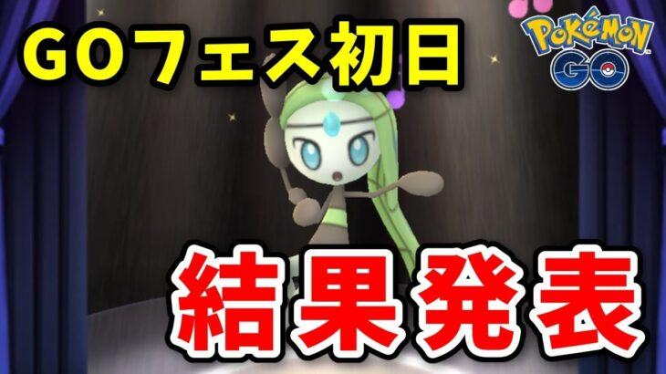 【生配信】ポケモンGO Fest 2021 1日目お疲れ様でした!【ポケモンGO】