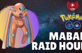 Main Bareng Raid Hour Deoxys Defense Form – Pokemon GO Indonesia