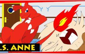 POKEMON RED 16 – SS ANNE