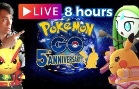 《Pokemon GO》GO Fest 2021 Day 2 傳說團戰日!風起時刻 熔岩時刻 冰霜時刻 雷鳴時刻 阿A直播 Live Show!