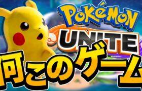 【無料】世界で一番流行ってるシリーズのポケモンバージョンです【Pokémon UNITE】【ポケモンユナイト】