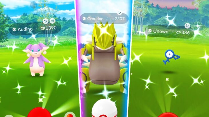 THE BEST POKEMON GO EVENT EVER IS HERE!! The Last Day – Legendary Raids & Shiny Unown Hunting!