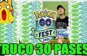 😱TRUCO 30 PASES GO FEST EN POKEMON GO. Es Buena Idea o Elección? | Djkire