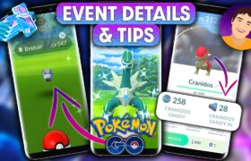 ULTRA UNLOCK – PART 1 EVENT DETAILS & TIPS in POKEMON GO | SHINY DIALGA, XL CANDY GRIND & MORE!